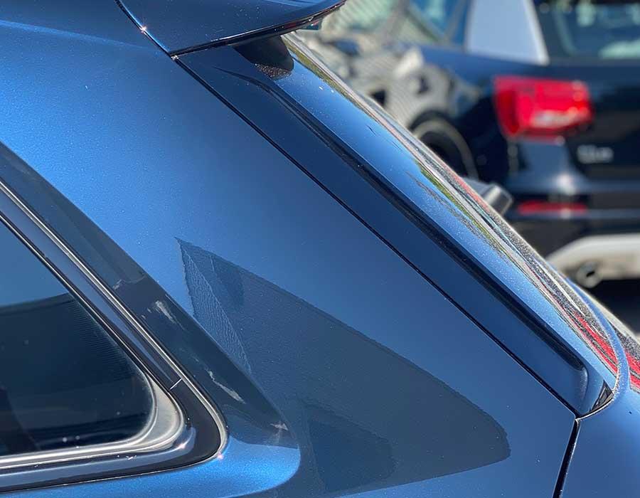 Reparierte Kratzer in Fahrzeugseite - Lackdoktor in Porta Westfalica und Bielefeld-AUTO-DOC Adam Wronka